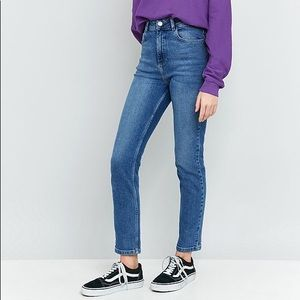 UO BDG High Rise Girlfriend Jeans